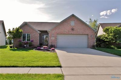 Perrysburg Single Family Home For Sale: 10196 N Shannon Hills Drive