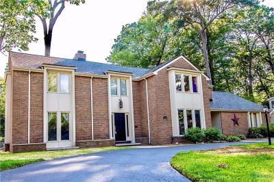 Toledo Single Family Home For Sale: 3423 Shakespeare Lane