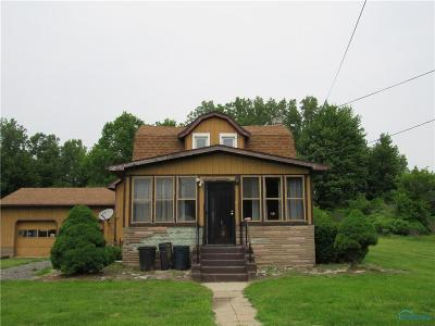 Swanton Single Family Home Contingent: 11840 Old State Line Road