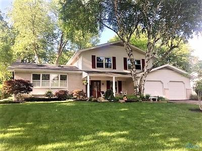 Sylvania Single Family Home Contingent: 5702 Sun Valley