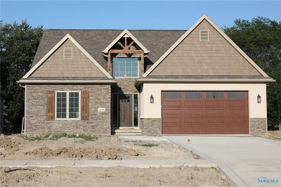 Sylvania OH Single Family Home For Sale: $349,900
