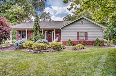 Sylvania OH Single Family Home For Sale: $289,900