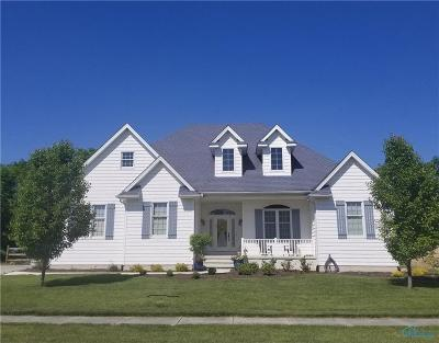 Swanton Single Family Home Contingent: 112 Black Canyon Drive
