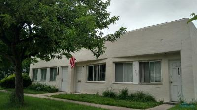 Maumee OH Multi Family Home For Sale: $159,900