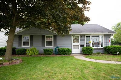 Maumee Single Family Home For Sale: 1329 Birch Avenue