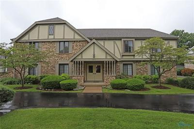 Toledo Condo/Townhouse For Sale: 5451 Cresthaven Lane #B3