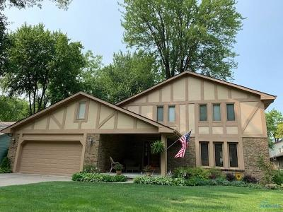 Maumee OH Single Family Home For Sale: $259,000
