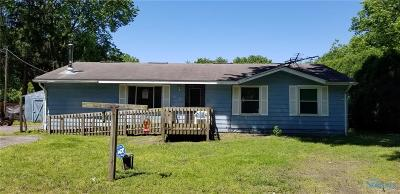 Swanton Single Family Home For Sale: 4035 Forest Lane