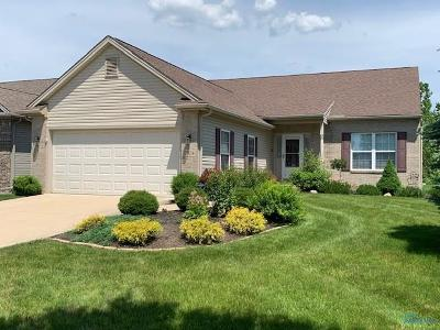 Maumee Single Family Home Contingent: 7304 Longwater Drive