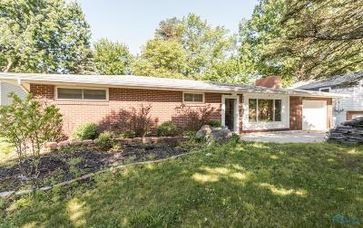 Toledo Single Family Home For Sale: 5447 Rowland Road