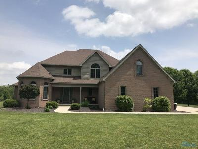 Whitehouse Single Family Home For Sale: 7251 Yawberg Road