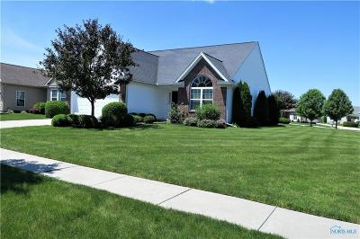 Maumee Single Family Home For Sale: 4924 Starboard