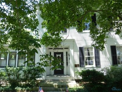 Waterville Single Family Home For Sale: 4 S River Road