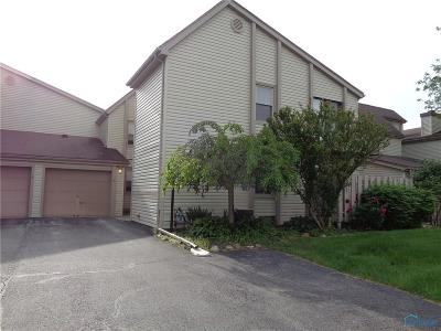 Sylvania Condo/Townhouse For Sale: 6657 Margate Boulevard #C-5