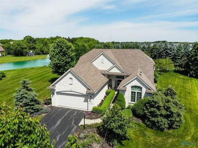 Perrysburg Single Family Home For Sale: 678 Ridge Lake Court