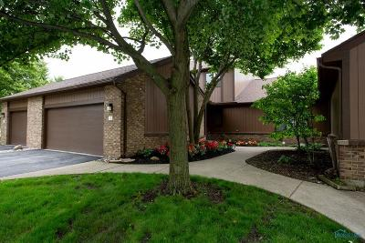Perrysburg Condo/Townhouse Contingent: 4 Kingsview Street