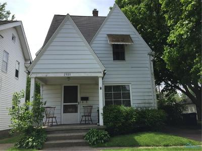 Toledo Single Family Home For Sale: 1909 Arlington Avenue