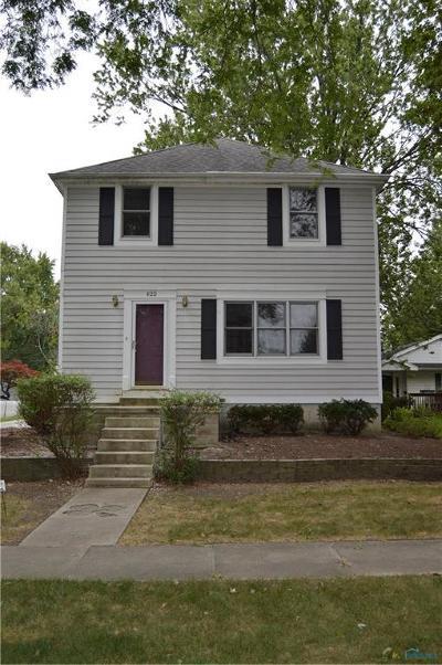 Perrysburg Single Family Home For Sale: 422 E 5th Street