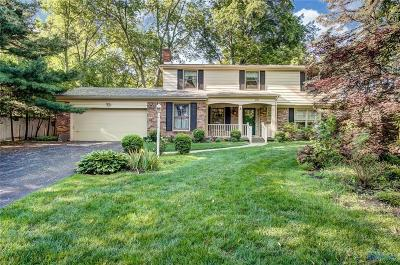 Toledo Single Family Home For Sale: 4703 Sutton Place