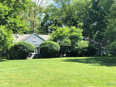 Single Family Home For Sale: 4906 Pine Ridge Road