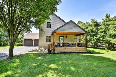 Single Family Home For Sale: 9607 Ramm Road