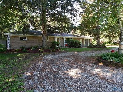Single Family Home For Sale: 1205 County Road D