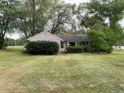 Monclova Single Family Home For Sale: 9245 Old Airport Highway