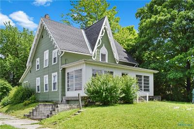 Single Family Home For Sale: 236 Perry Street