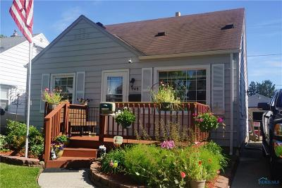 Single Family Home For Sale: 745 Cloverdale Road