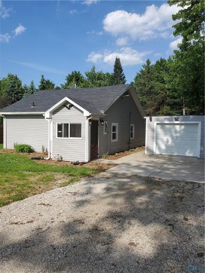 Single Family Home For Sale: 3441 N Billman Road