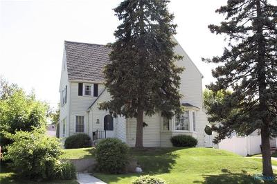 Single Family Home For Sale: 2440 Eastmoreland Drive