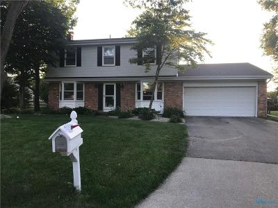 Sylvania OH Single Family Home For Sale: $239,500
