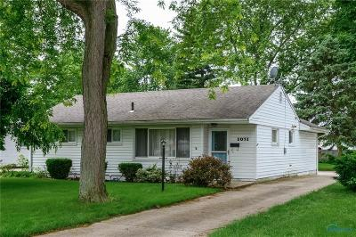 Maumee Single Family Home Contingent: 1071 Leith Street