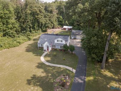 Toledo Single Family Home For Sale: 2516 Shetland Road