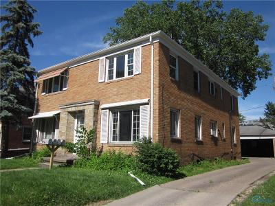 Toledo Multi Family Home Contingent: 3640 Douglas Road