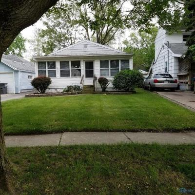 Toledo Single Family Home For Sale: 2547 Westbrook