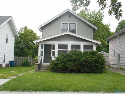 Toledo Single Family Home For Sale: 3932 Almeda Drive