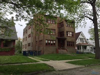 Toledo Multi Family Home For Sale: 336 Victoria Place