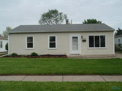 Toledo Single Family Home For Sale: 622 Whitlock Avenue