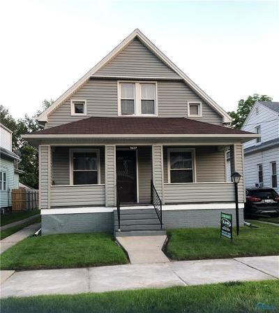 Toledo Single Family Home For Sale: 1627 Avondale Avenue