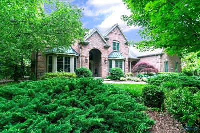Perrysburg Single Family Home For Sale: 14689 Wood Creek Court