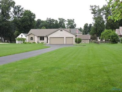 Maumee Single Family Home Contingent: 7738 Maumee Western Road