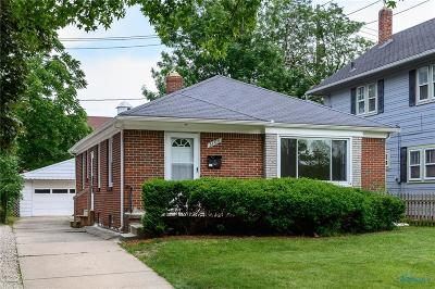 Toledo Single Family Home For Sale: 3106 Algonquin Parkway