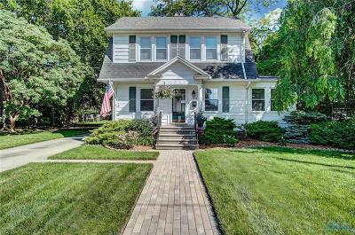 Maumee Single Family Home For Sale: 1311 Fort Street