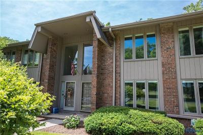 Perrysburg Condo/Townhouse For Sale: 29620 Gleneagles Road #C