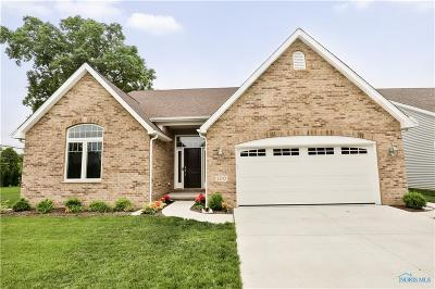 Maumee Condo/Townhouse For Sale: 200 River Bend Lane