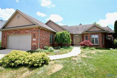 Perrysburg Single Family Home For Sale: 14745 Prairie Lake Drive