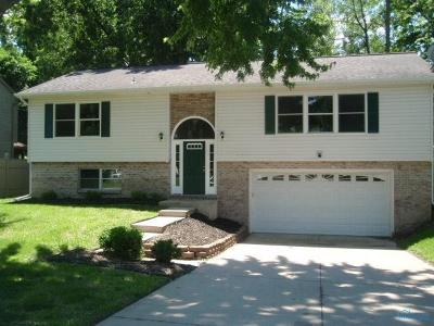 Sylvania OH Single Family Home For Sale: $189,900