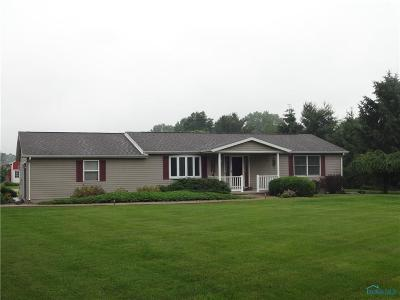 Swanton Single Family Home For Sale: 7110 County Road 2 2