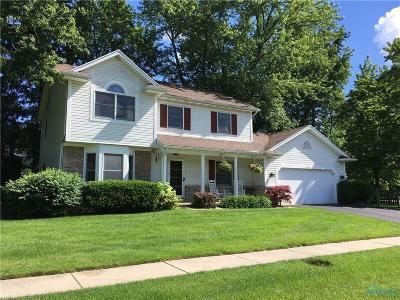 Toledo Single Family Home Contingent: 6712 Shieldwood Road